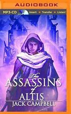 The Pillars of Reality: The Assassins of Altis 3 by Jack Campbell (2015, MP3...
