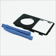 Repair parts Panel Housing Front Cover face Case+Tools for iPod Classic Black
