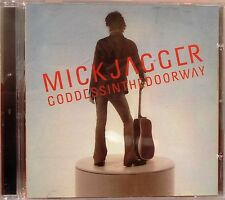 Mick Jagger (Rolling Stones) - Goddess In The Doorway (CD 2001)