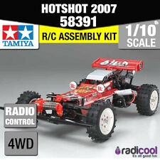 58391 Tamiya Hot Shot 2007 1/10th R/C Kit Radio Control 1/10 Buggy Nuevo En Caja!