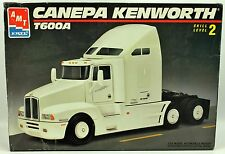 AMT Canepa Kenworth T600A Model Truck Kit Skill 2 #6020 1990 1:25