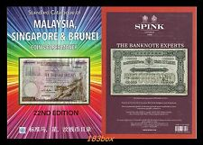 22nd Standard Catalog of MALAYSIA, SPORE, BRUNEI Coin & Paper Money 2016
