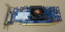 AMD ATI RADEON HD 6450 512MB DVI Display Port PCI-E Basso Aumento GPU scheda grafica