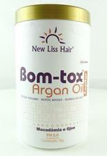 New Liss Hair Btx Bom-tox Argan Oil Capilar Treatment 1Kg