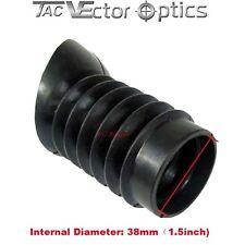 Mira Para Rifle Vector Optics cubierta de goma suave retroceso del Ocular Ojo Protector Sombrilla