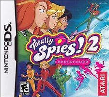 Totally Spies 2 Undercover RE-SEALED Nintendo DS DSI XL LITE 3 3DS 2 2DS GAME