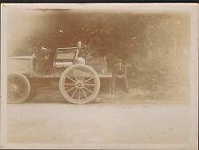 BORDS DE LOIRE PHOTO M. RAVENEZ AUTO DECAUVILLE 1901