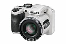 Fujifilm FinePix S serie S4800 16.0MP Cámara Digital-Blanco