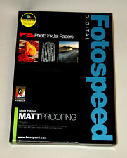 Fotospeed Proofing Paper 170gsm A4 100 sheets