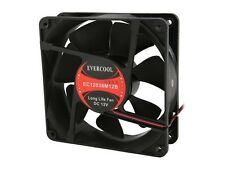 EverCool 120mm x38mm Cooling Case Fan, EC12038M12B