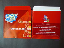 ANG POW RED PACKET - QQ CUT (2 PCS)