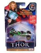"""THOR Avengers Assemble Studios """"LOKI(SE-51)"""" Die Cast Collectible Car"""