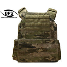 OPS / UR-TACTICAL EASY PLATE CARRIER IN A-TACS IX, SIZE- LARGE