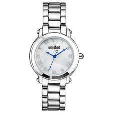 Kenneth Cole Unlisted Ladies Mother Of Pearl Stainless Steel Watch UL 09220