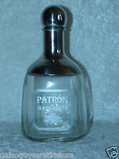 Patron Margarita Shaker Tequila 18oz Bar Shaker Cocktail Mixer Thick Glass BBQ