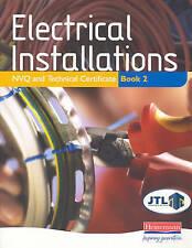 JTL instalaciones eléctricas: NVQ y técnico certificado: BK. 2 por John Sevilla