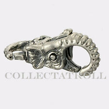 Authentic Trollbeads Silver Elephant Lock Trollbead  10113