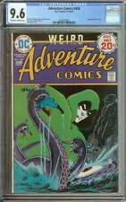 ADVENTURE COMICS #436 CGC 9.6 OW/WH PAGES