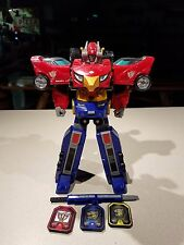 Power Rangers RPM High Octane Megazord 99% COMPLETE USED FOR DISPLAY