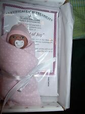 "ASHTON DRAKE/ BROOKE CUNNINGHAM SO TRULY REAL DOLL ""HANDFUL OF JOY""  WITH COA"