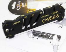 Camillus Glide T-Drivers Multi-Angled Carbide Knife Sharpener Tactical Tool