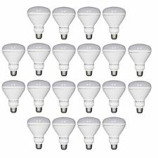 16 Pack LED Light Bulbs Dimmable 65W Equiv Soft White BR30 Flood