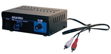 NEW (1) Two Channel Auto Amplifier.Small Amp Powers Speakers.Audio Entertainment