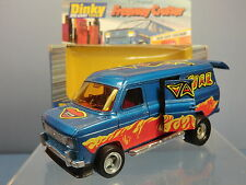 DINKY TOYS MODEL No.390 FORD TRANSIT CUSTOMISED FREEWAY CRIUSER  VN  MIB
