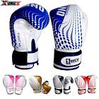 Junior Boxing Gloves Kids Punch Bag 6oz MMA Youth Boys Kick gloves Thai