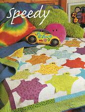Speedy Quilt Pattern Pieced/Applique KD