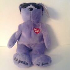 Summer time fun the bear beanie baby
