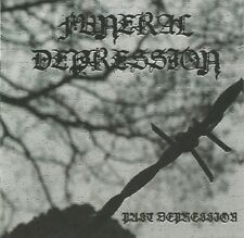 Funeral Depression ‎– Past Depression (CD, 2010) Polish Ambient/Black Metal