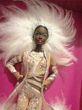 STEPHEN BURROWS PAZETTE BARBIE DOLL AA AFRICAN AMERICAN MIB NRFB #W3459