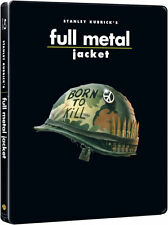 Full Metal Jacket - Limited Edition Steelbook (Blu-ray) BRAND NEW!!