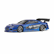 HPI Nissan Silvia Body Shell (S15/200mm) (Unpainted) - 17530