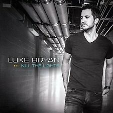 Luke Bryan - Kill the Lights [New CD]