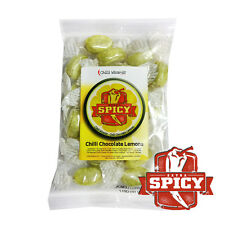 Ghost Pepper Chilli Chocolate Lemons - Chilli Boiled Sweets 100g New Product