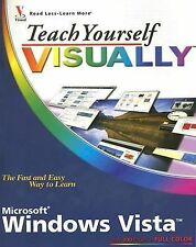 Teach Yourself VISUALLY Windows Vista (Teach Yourself VISUALLY (Tech)), Paul McF