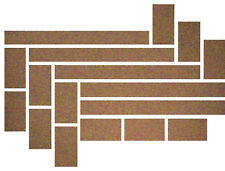 CORK BOARD Geometric Art Roll bulletin message panel acoustic sheet wall tile