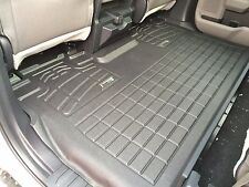 Second Row Floor Mat in Black for 2015 - 2016 Ford F150 Super Crew
