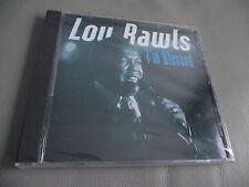 NUEVO LOU RAWLS : I'M BENDITO ORIGINAL CD ÁLBUM ASOMBROSO GRACIA FELIZ DÍA 2001