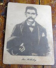 Doc Holliday Old West Gunfighter Temporary Deputy OK Corral Photo Photograph
