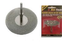 "2"" Diamond Coated Cut Off Disc Multitool Grinding Metal Cutting Wheel Fine Kit"