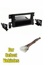 Single Din Car Radio Kit Combo 2006 2007 2008 2009 2010-2012 Suzuki Grand Vitara