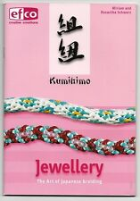 KUMIHIMO JAPANESE BRAIDING JEWELLERY BOOK