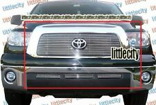 FOR 2007 2008 2009 TOYOTA TUNDRA Billet Grille Combo inserts logo S