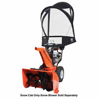 Classic Accessories Deluxe Arched 2-Stage Snow Blower Cab