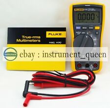 FLUKE 117C HAVC VoltAlert Backlight Multimeter !!Brand New!!  F117C