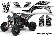 Yamaha YFZ 450 AMR Racing Graphics Sticker YFZ450 Kit 04-08 Quad ATV Decals NS S