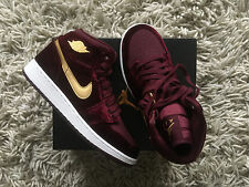 Nike Air Jordan 1 Retro HIGH Premium HC GG Velvet Heiress 832596-640 Sz 4.5Y